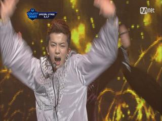 B.A.P가 재현하는 ′전사의 후예′