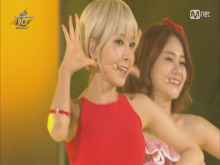 AOA ′Tell Me′ 완벽 소화!