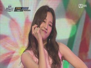 사랑스러운 박보람 ′예뻐졌다′