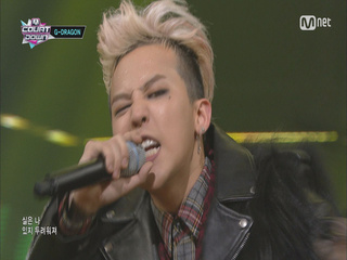 G-DRAGON 미친 존재감 ′삐딱하게′