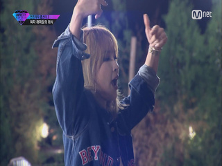 전지윤 성장기 in 언프리티 랩스타2 (feat.전지윤 어록 모음)