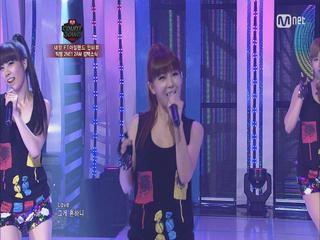 레인보우 배꼽춤 다시보기 ′A′ (8/11 현영 생일 기념)