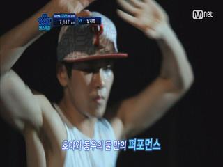 [유물주의] 인피니트 호야X동우 과거 댄스 STAGE (엠카 댄스배틀)