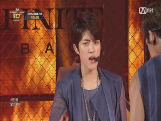 인피니트 ′Back′ 애절+박력 콜라보 (8/27 성열 생일 기념)