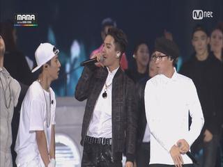 바비 · 송민호 · 비아이 · 에픽하이 YG힙합 총 출동! ′본 헤이터′