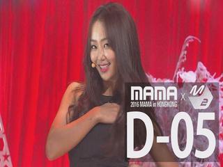 [2016 MAMA 베스트 댄스 퍼포먼스 후보] AOA, 트와이스, 레드벨벳, 씨스타, 여자친구