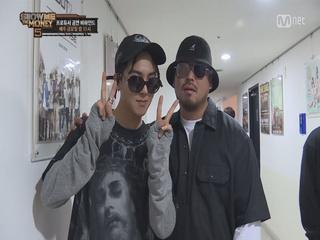 프로듀서 특별공연 비하인드! (feat. 송민호, 헤이즈, 정인)