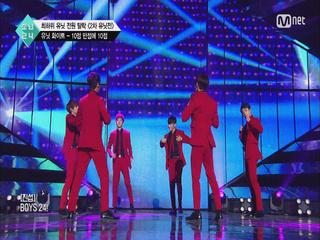 [5회] 유닛 화이트의 ′2PM′<10점 만점에 10점>@2차 유닛전