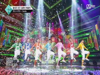 [6회] 유닛 스카이의 ′H.O.T.′<캔디>@실력자부활전