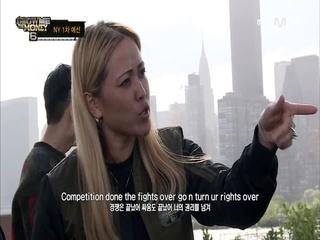 [1회] '랩 디바의 탄생!' HeeSun Lee(이희선) @ NY 1차 예선