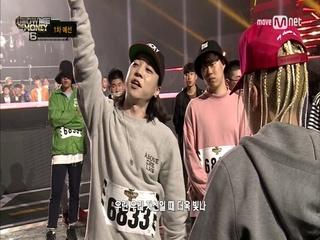 [1회/단독] 우린 우리 자신일 때 더욱 빛나! 넉살 @ 1차 예선
