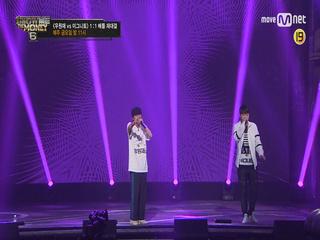 [무삭제] 우원재 vs 이그니토 2nd 배틀 @ 3차 예선 (19세)