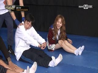 [6회] 공포를 극복하기 위한 제비팀의 특훈! (feat. 속마음)