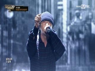 [8회/단독] 우원재 - 또 (feat. 타이거 JK, 비지, 마샬) @ 1차 공연