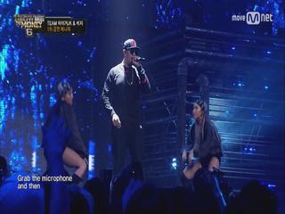 [풀버전] 매니악 - Killin it (feat. 쿤타, Babylon) @ 1차 공연 full ver.