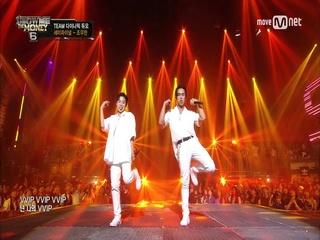 [9회/단독] 조우찬 - VVIP (feat. Sik-K) @ 세미파이널