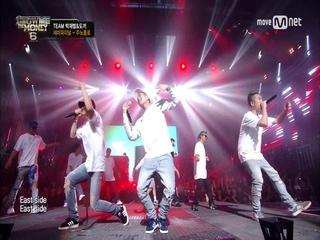 [9회/단독] 주노플로 - 비틀어(Twisted) (feat. 김효은, 창모) @ 세미파이널