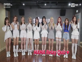 [2018 MAMA] Star Countdown D-8 by #WJSN
