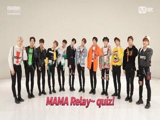 [2018 MAMA] Star Countdown D-13 by #THE_BOYZ