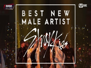 Stray Kids(스트레이 키즈)_Hellevator + DISTRICT 9│2018 MAMA FANS′ CHOICE in JAPAN