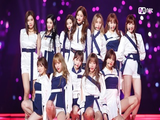 IZ*ONE(아이즈원)_La Vie en Rose(라비앙로즈)│2018 MAMA FANS′ CHOICE in JAPAN