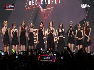 Red Carpet with WJSN(우주소녀)│2018 MAMA in HONG KONG