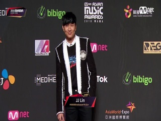 Red Carpet with JJ Lin│2018 MAMA in HONG KONG