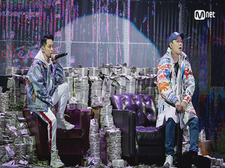 The Quiett(더콰이엇)&Paloalto(팔로알토)_Prime Time + Good Day│2018 MAMA in HONG KONG