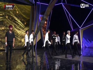Wanna One(워너원)_Beautiful (MAMA Ver.)│2018 MAMA in HONG KONG