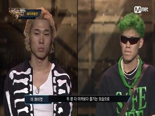[3회] '대체불가 매력 대결'  디보 vs 제네 더 질라 @패자부활전