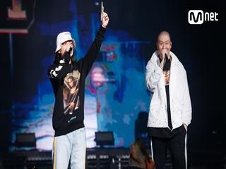 [4회] TEAM 딥플로우&넉살 @프로듀서 특별공연