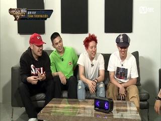[5회] 수능금지 훅 탄생! '공상과학기술' 첫공개에 멤버들의 반응은?