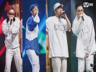 [5회] Team 기리보이 & 스윙스 (나플라, 오르내림, ODEE, YunB) <공상과학기술(Feat. 기리보이, 스윙스)> @음원미션