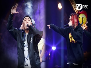 [6회] 'Say 형!형!형!' ODEE vs 김효은  @팀 배틀