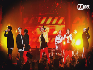 [8회] TOP6 - '119' (Feat. GRAY) @세미 파이널 오프닝