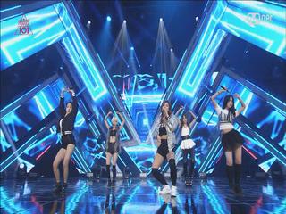 [3회]소녀들의 파격 변신! - 2조 2NE1 ♬FIRE