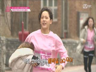 [5회] 자동반응 댄싱머신! 소녀들의 분주한 아침시간