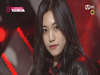 김도연 in 프로듀스101 (feat.라차타)