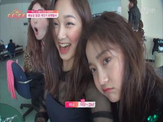 [스탠바이아이오아이] 소녀들의 매력발산! 개인기 대방출?! (1회)