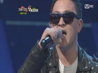 [Live]허각 '사랑비' (시즌2)