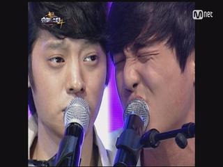 로이킴X정준영, '레전드' 콜라보! '먼지가 되어'(시즌4)