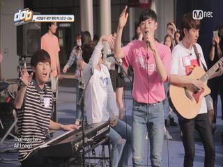 [6회] 댄스팀 & 밴드팀 버스킹ㅣMaroon 5 ′Sunday Morning′