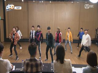 [1회] 댄스팀 기습평가 EXO ′으르렁′