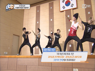 [2회] 댄스팀 1차미션공연ㅣ블락비 ′HER′