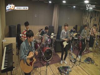[3회] 댄스팀 <FT아일랜드 ′바래′> vs 밴드팀 <AOA ′심쿵해′> 연습 현장