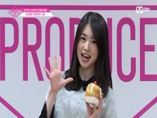 AKB48ㅣ이와타테 사호ㅣ몽실몽실 케이크 먹방 @자기소개_1분 PR