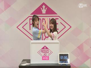 [48스페셜] 히든박스 미션ㅣ최예나(위에화) vs 나카니시 치요리(AKB48)
