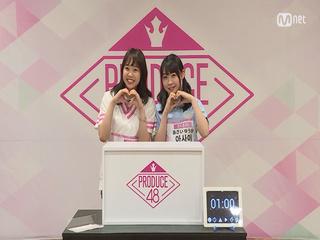 [48스페셜] 히든박스 미션ㅣ카토 유우카(NMB48) vs 아사이 유우카(SKE48)