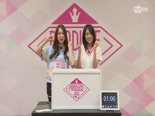 [48스페셜] 히든박스 미션ㅣ모기 시노부(AKB48) vs 나이키 코코로(NMB48)