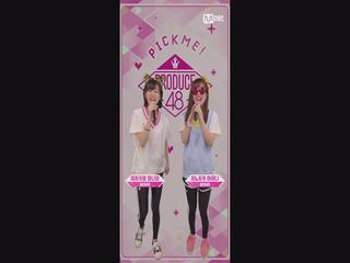 [48스페셜] 마이크, 내꺼야!ㅣ이치카와 마나미(AKB48)+시노자키 아야나(AKB48) - ♬사쿠란보